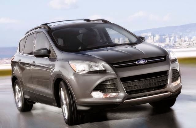 2015 Escape Titanium 4WD Review