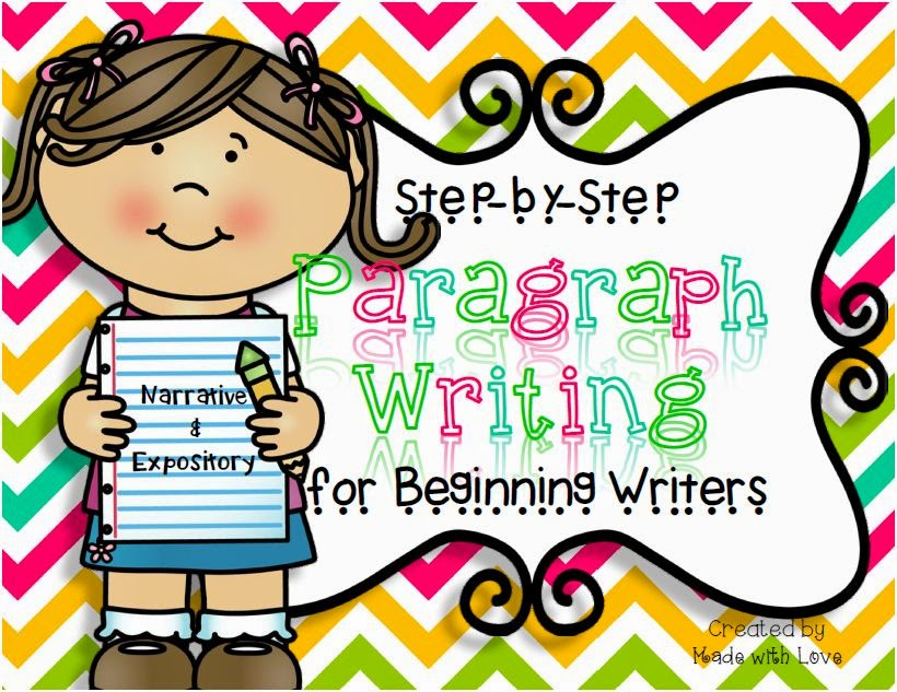 http://www.teacherspayteachers.com/Product/Step-by-Step-Narrative-Paragraph-Writing-for-Beginning-Writers-1543825