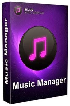 Helium Music Manager Premium Full Crack