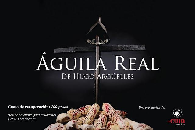 """La obra """"Águila real"""" revivirá la conquista de México en el CCU Tlatelolco"""