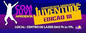 3ª Conferência Municipal da Juventude Guaira SP