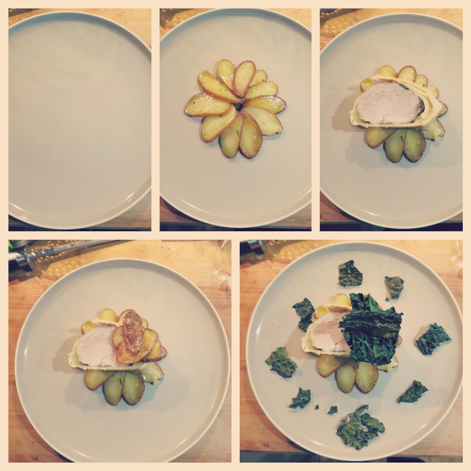 composizione piatto