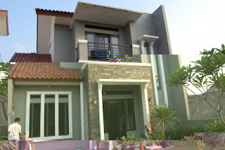 Rumah Minimalis Modern 2012