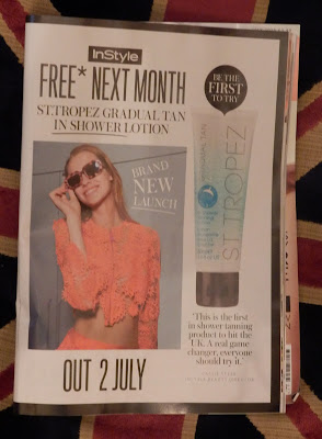 Instyle Freebies