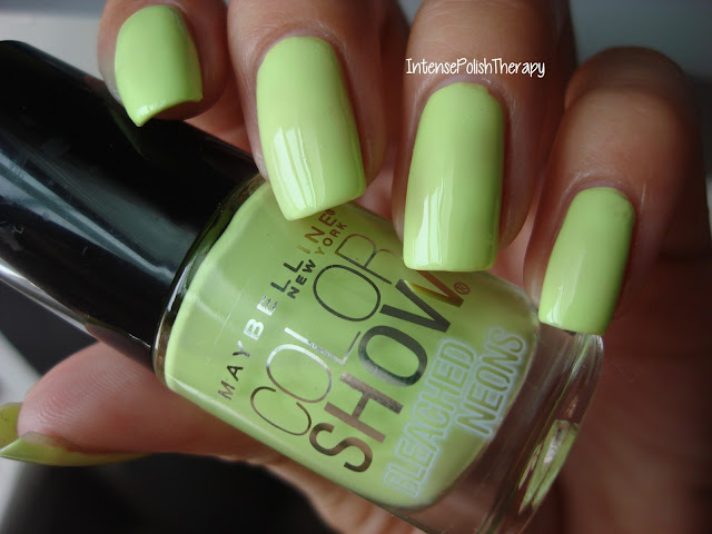 Maybelline - Lime Accent