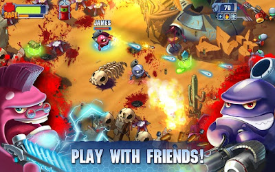 Download Game Monster Shooter 2 v1.0 Unlimited Money APK + DATA Android Gratis