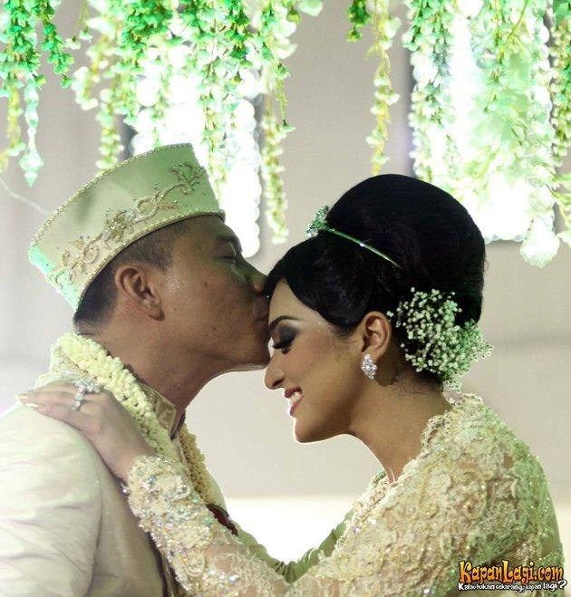 Foto Pernikahan Anang Hermansyah dan Ashanty | Kumpulan Terbaru