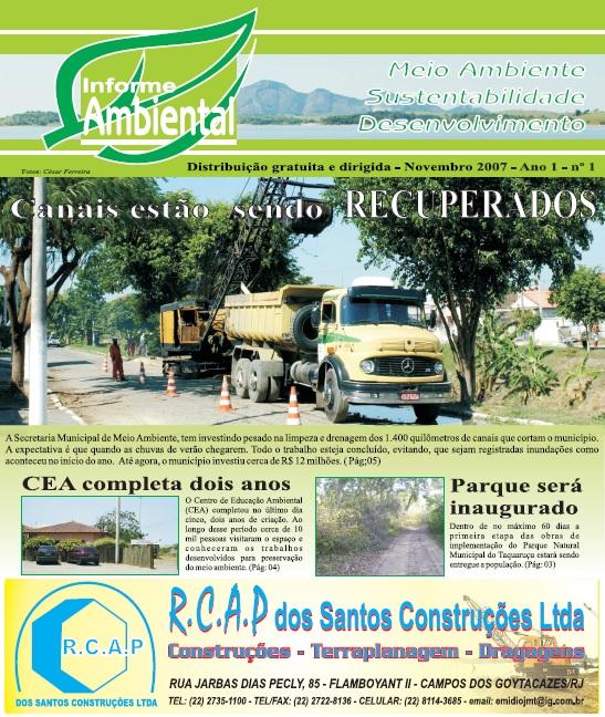 Informe Ambienta - 2007