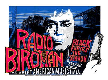 Radio Birdman Living Eyes