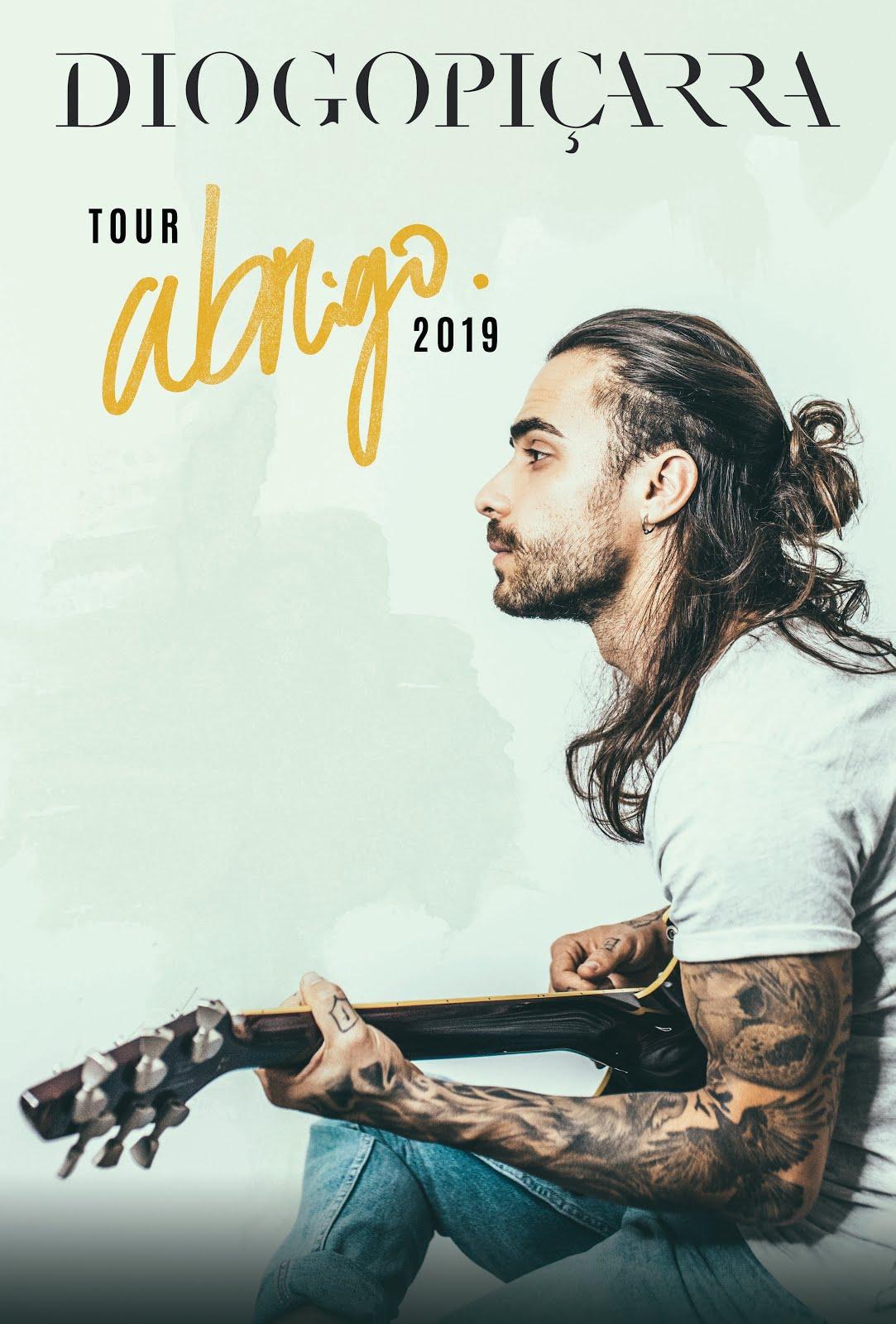 DIOGO PIÇARRA - TOUR ABRIGO