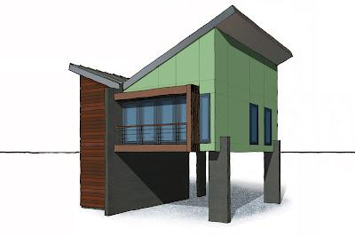 COOL MODERN HOUSE PLANS: modern house plans