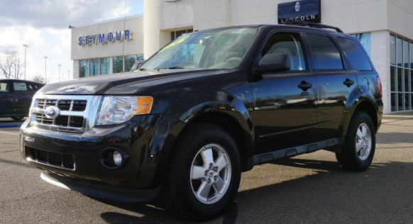 seymour on 94 used 2011 ford escape xlt for sale in. Black Bedroom Furniture Sets. Home Design Ideas