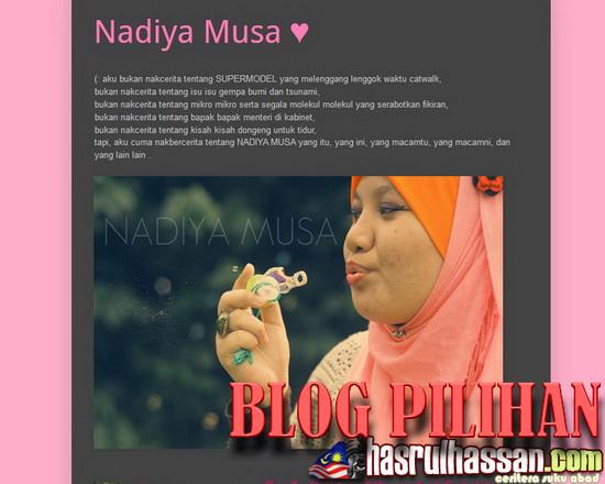 fairycadbury.blogspot.com | Blog Pilihan 2012