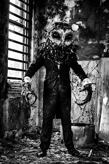 The Owl Man from Lawrie Brewster's Lord Of Tears
