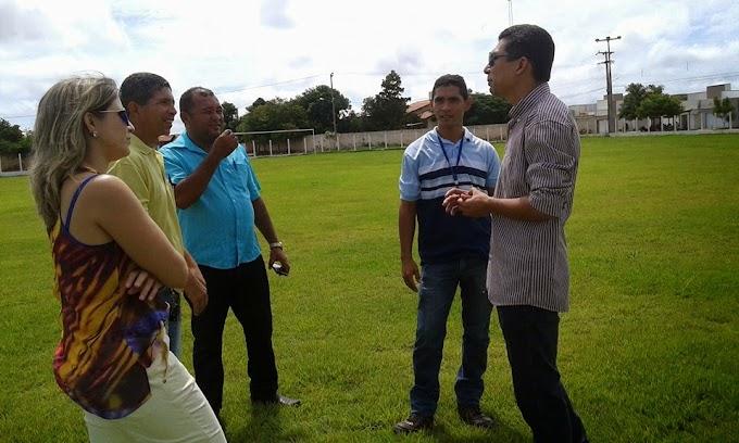 Projeto de Revitalização e Iluminação contempla mais praças esportivas em Caxias