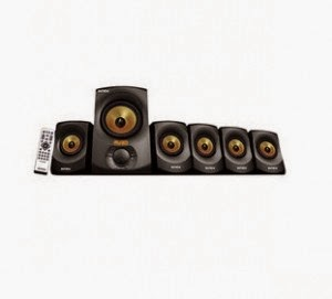 Infibeam :Buy Intex VOGUE IT-475 SUF 5.1 Speaker System – Rs. 3751 only