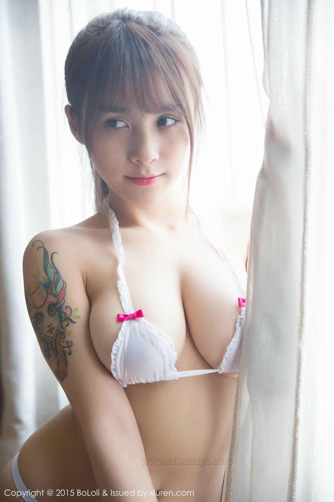 [BOLOLI] Vol.0063 夏美酱 [46P] | My Daily Sexy Asian Model Girls