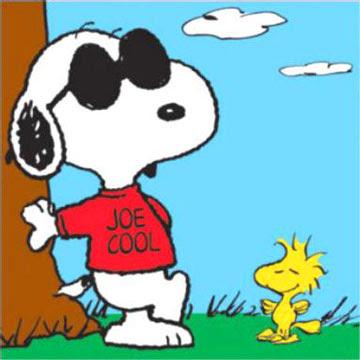 Beagle Dog Like Snoopy Character