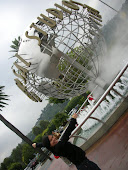 YM at Universal Studios Hollywood