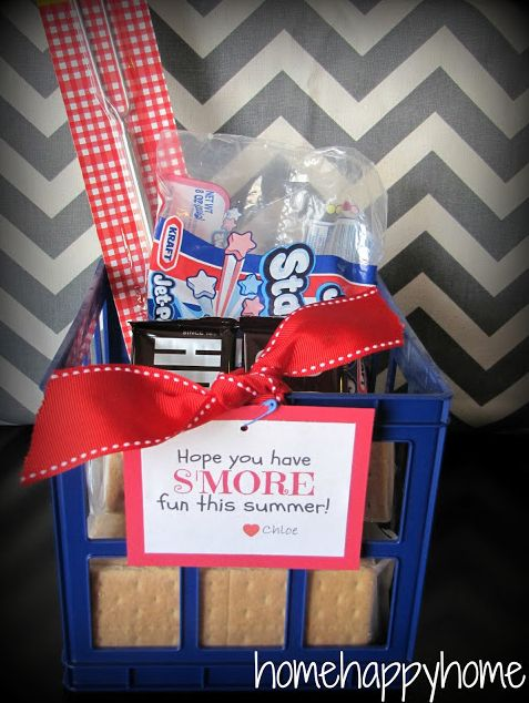 S'More Kit Teacher's Gift