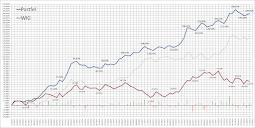 """Portfel """"Byki"""" (akcyjny) zarabia średnio 17% rocznie!"""