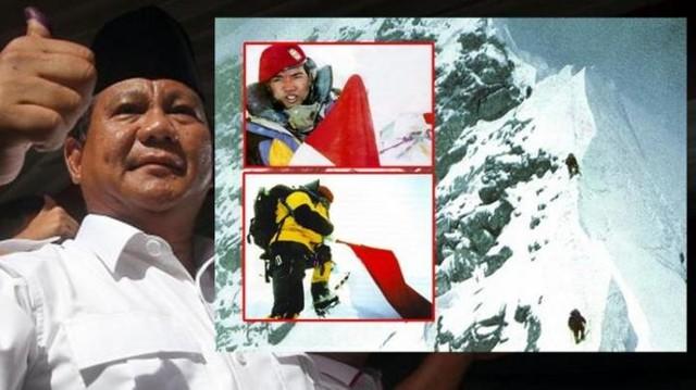 Prabowo juga pernah mengikuti pendidikan antiteror