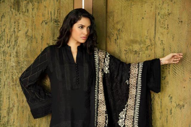 lakhany silk mills winter marina shawl collection 2013