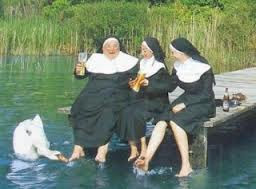 Liberated nuns