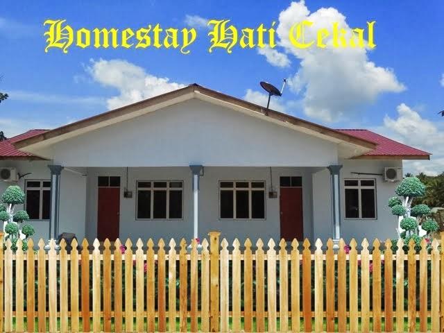 Homestay di Tanah Merah, Kelantan