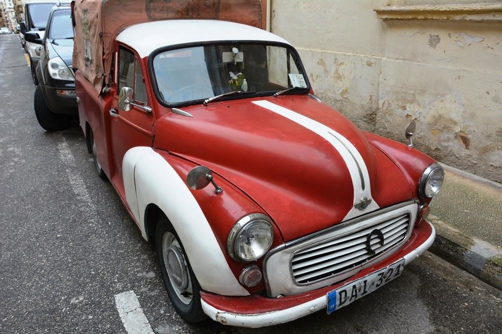 St. Julians vintage cars