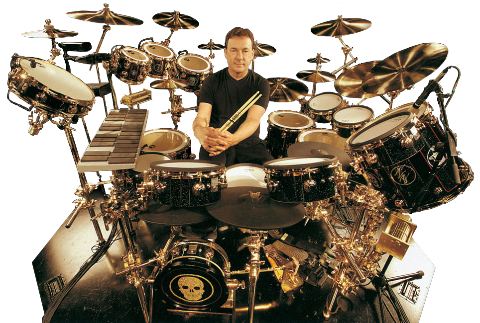 O Baterista Rush I Won't Give up: Seman...