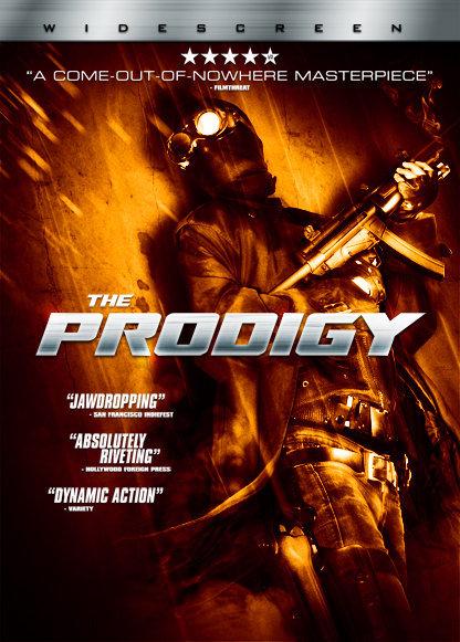 The Prodigy (2005) นักฆ่าสายพันธุ์โหด [VCD] [Master]-[พากย์ไทย]