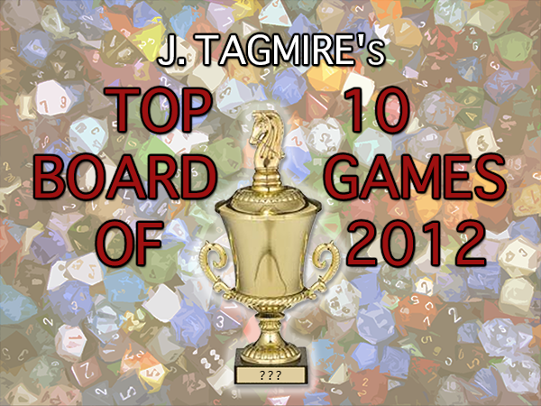 best 2 player board games 2013