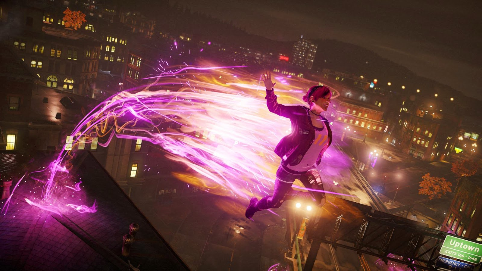 inFAMOUS First Light HD Wallpapers