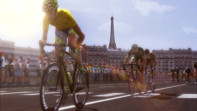 Pro Cycling Manager 2015 PC Games Gameplay