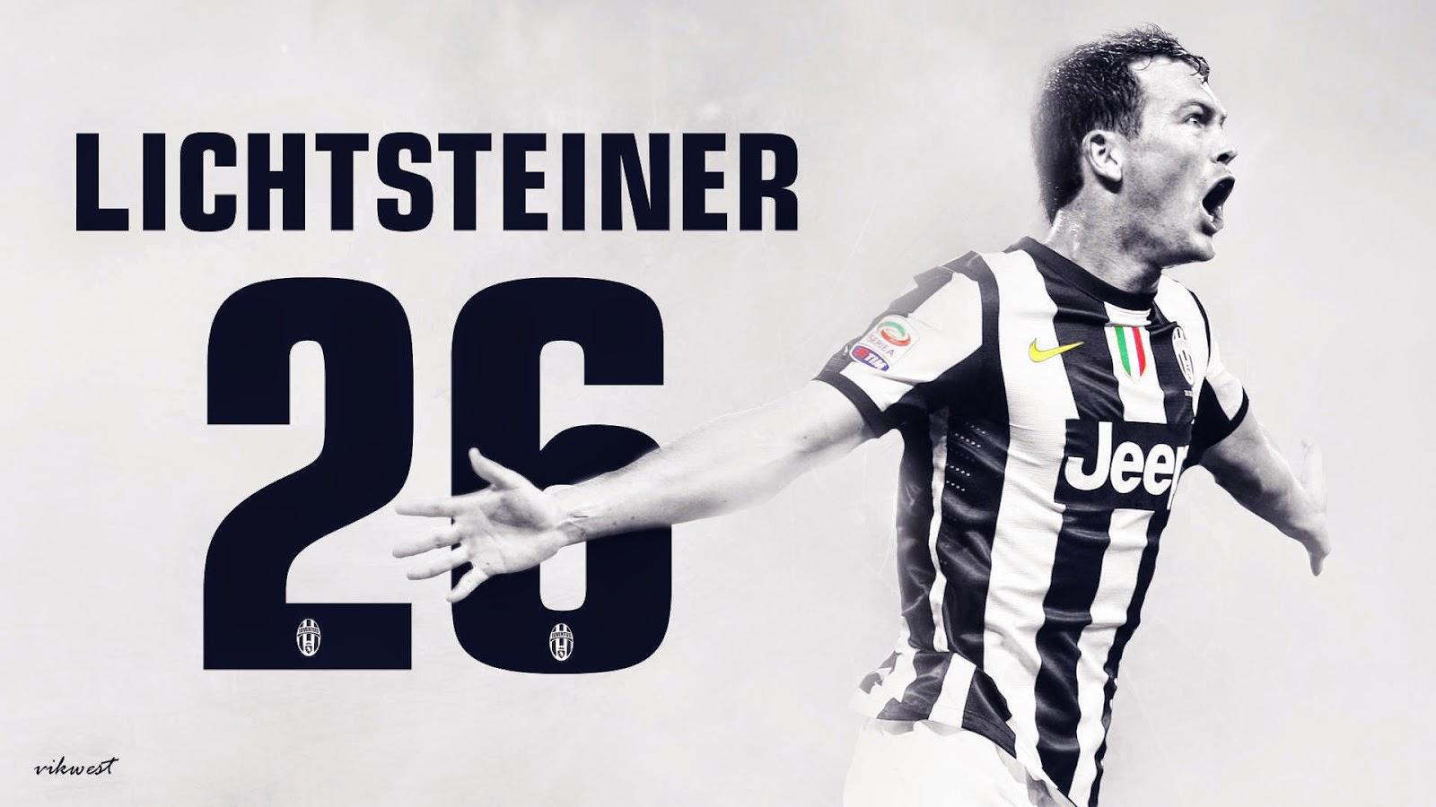 Stephan Lichtsteiner Wallpaper: Hamos_A7x_Juventus: Juventus Wallpaper