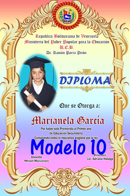 Crear Diplomas 6to Grado | MEJOR CONJUNTO DE FRASES