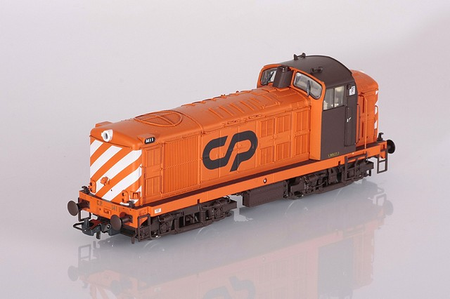 Locomotiva Diesel da CP classe 1400
