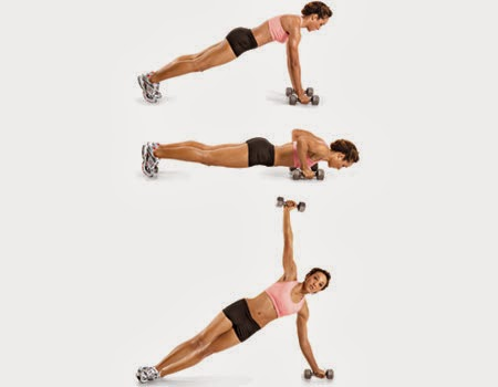 Image Gallery: T Push Up Exercise