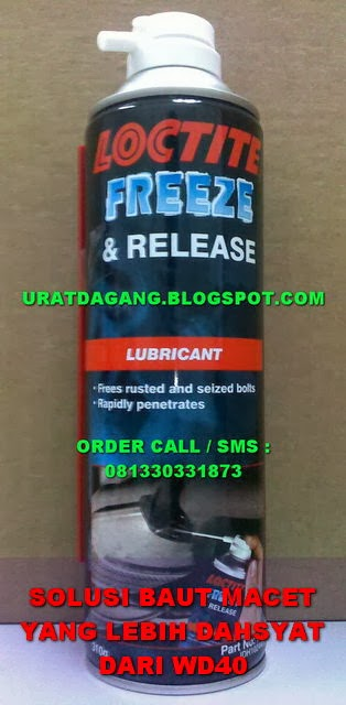 JUAL LOCTITE FREEZE & RELEASE