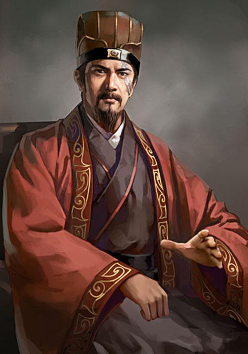 """""""ซุนปิน"""" หลานของซุนวู แต่บางตำราอ้างว่าเขาคือคน ๆ เดียวกัน"""