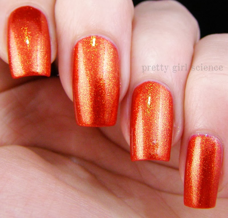 Covergirl Glosstini Capitol Collection: Rogue Red