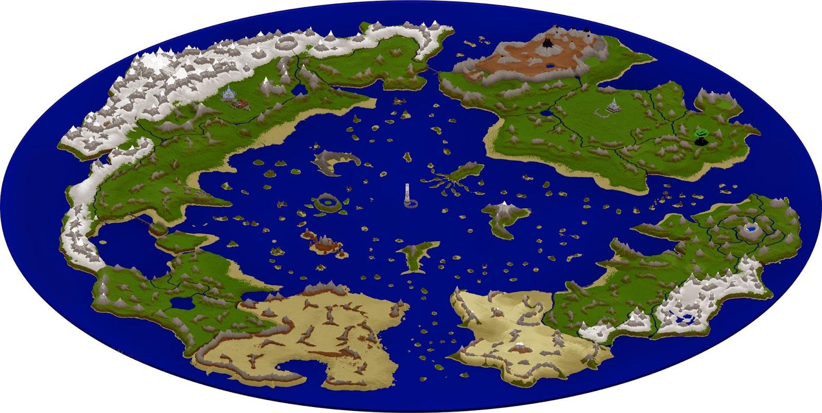 Geography Brambletye Men Maps and Minecraft