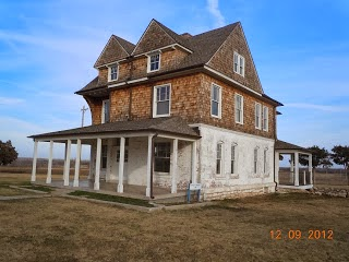 fort reno oklahoma structures