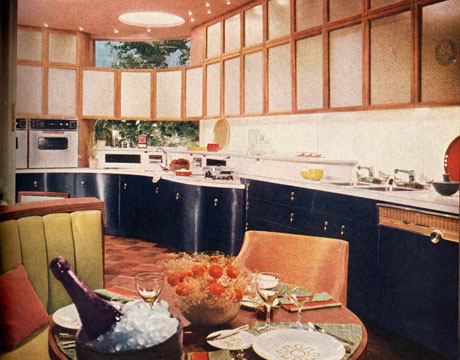 Simply vintageous by suzan all things 60 39 s for 60s kitchen ideas