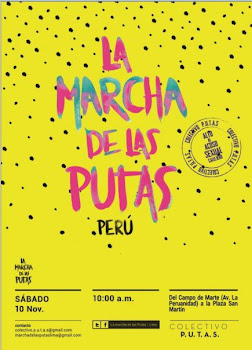MARCHA DE LAS PUTAS