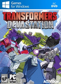 Download Transformers Devastation for PC Free Full Version