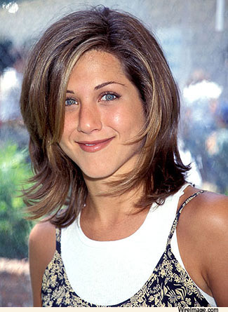 hairstyle celebrity, Layered Medium, Women Haircut