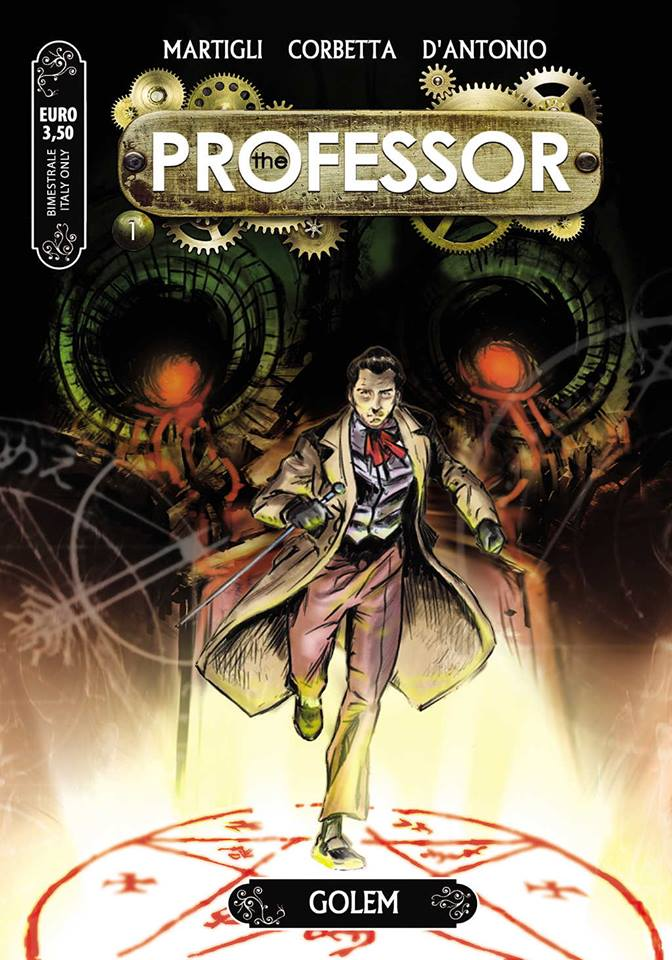 The Professor #1