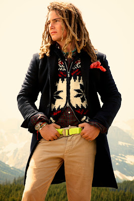 Ralph lauren holiday campaign